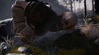 God of War - Be A Warrior - PS4 Gameplay Trailer - E3 2017