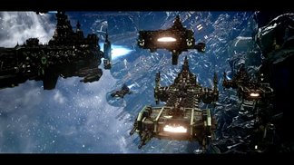 Battlefleet Gothic - Armada - Space Marines Trailer