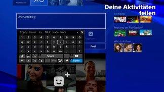 PlayStation 4: Firmware-Updat 4.50 vorgestellt