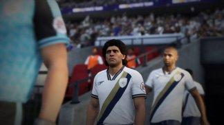 FIFA 18 - Icons - Ronaldo Nazário, Maradona, Henry, Yashin, Pelé