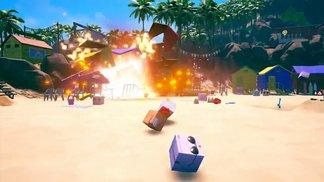 Unbox: Newbie's Adventure - Playstation 4 - Trailer