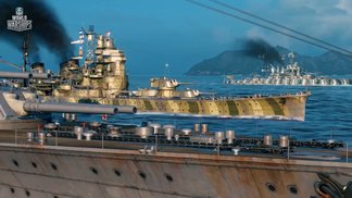 World of Warships - Just Teasing  Update 0.5.3