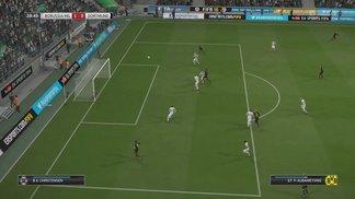 FIFA 16 Bundesliga Prognose   Mönchengladbach - Dortmund