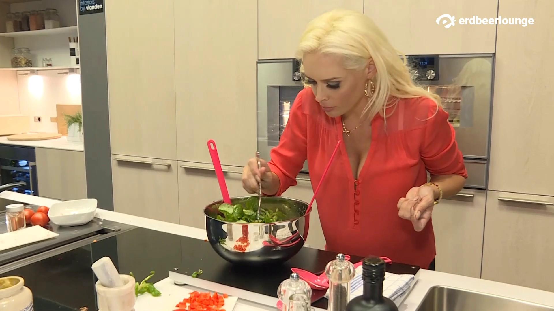 Kochen mit Daniela Katzenberger