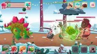 Dino Bash - Dinosaurs vs. Cavemen Defense (Official Launch Trailer)