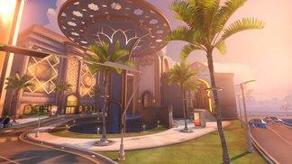 Overwatch - Neue Karte Oasis