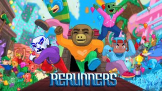 Rerunners -Race For the World - Gameplay Trailer