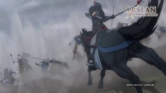 Arslan: The Warriors Of Legend - Trailer