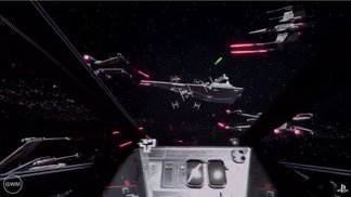 Star Wars Battlefront X-Wing VR Mission Trailer