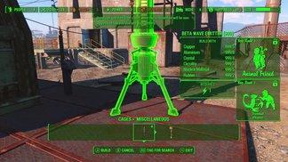 Fallout 4 - Offizieller Trailer für Wasteland Workshop