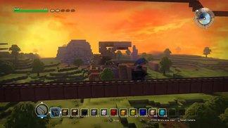 Dragon Quest - Builders  Release-Trailer - Baue, um die Welt zu retten!