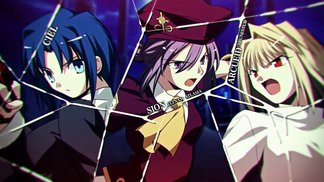 Melty Blood Actress Again Current Code - Steam Version Trailer