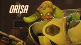 Overwatch: Spielszenen-Video zu Orisa