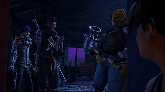Fortnite: Cinematic Launch-Trailer
