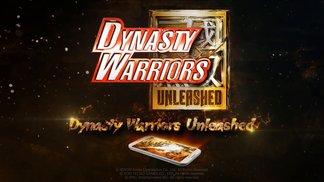 Dynasty Warriors - Unleashed - Trailer