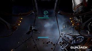 Gunjack - Oculus Rift and HTC Vive PC VR Gameplay