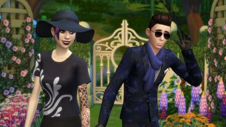 Die Sims 4 Romantische Garten-Accessoires  Offizieller Trailer