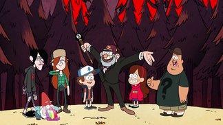 Wilkommen in Gravity Falls  Die Legende der Zwergenjuwulette - Enthüllungs-Trailer [DE]