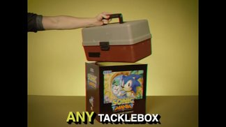 Sonic Mania  - Collectors Edition - 90s TV-Werbung
