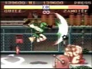 Street Fighter 2: Deutscher Werbe-Trailer