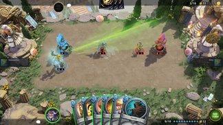 Hand of the Gods: Smite Tactics - Beta-Ankündigung