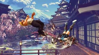 Street Fighter 5 - Ibuki Trailer   PS4