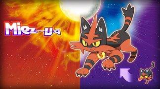 Pokémon - Sonne und Mond: Evolution der Starter-Pokémon