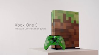 Xbox One S Minecraft Limited Edition: Ankündigungs-Trailer