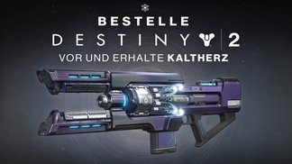 Offizieller Destiny 2-Vorbesteller-Trailer - Exotische Waffe Kaltherz