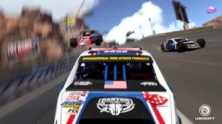 Trackmania Turbo  Open Beta Trailer - Teste deine Fähigkeiten auf PS4 & Xbox One