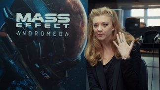 Mass Effect - Andromeda: Natalie Dormer spricht Dr Lexi T'Perro