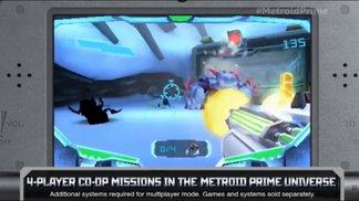 Metroid Prime: Federation Force - E3 Trailer