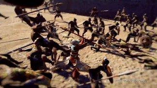 Dynasty Warriors 9: History Reborn.