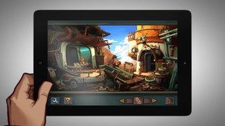 Deponia - Trailer zum Start auf iPad