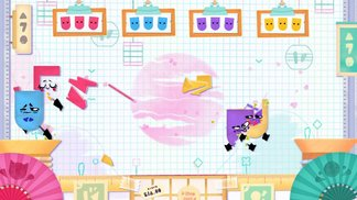 Snipperclips - Trailer