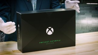 Xbox One X: Unboxing der Project Scorpio Edition