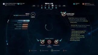 Mass Effect - Neues Video zeigt Talentbaum