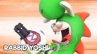 Mario + Rabbids Kingdom Battle: Charakter Vignette: Rabbid Yoshi