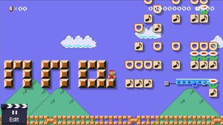 Let's Watch! Super Mario Maker Overview!