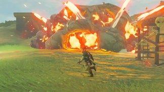 The Legend of Zelda - Breath of the Wild: Kämpfe und Überlebensfunktionen
