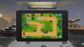 World War 2 - Battle of Berlin _Mobile Game for iOS and Android