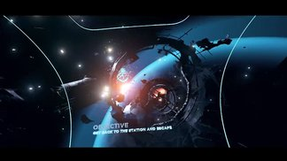 Homebound - Space Survival Experience - Teaser