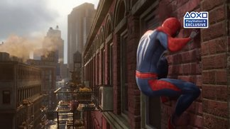 Insomniac's new Spider-Man - Announce Trailer - E3 2016 | PS4