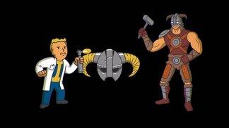 Creation Club for Fallout 4 & Skyrim Special Edition - E3 Announce Trailer