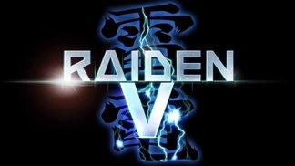 Raiden 5 - Ankündigungsfilm für Japan