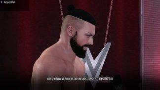 WWE 2K16 - MeineKarriere Trailer