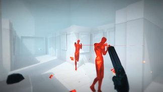 Superhot for Playstation 4 - is out for Pre-orders now!