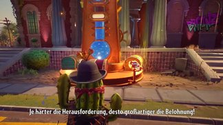 Zoff in Zombopolis Teil 2 Dev Diary | Plants vs. Zombies Garden Warfare 2