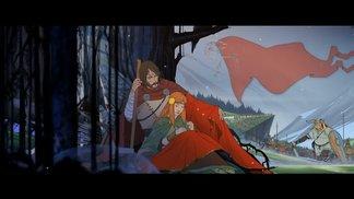 The Banner Saga - Launch Trailer (PS4)