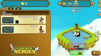 Clicker Heroes  - Gameplay Trailer